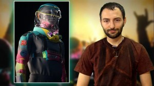 Inventan un traje antipandemia con sistemas robóticos a lo Iron Man