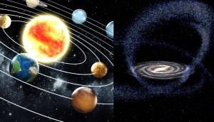 Científicos descubren cómo y cuando se formó nuestro Sistema Solar