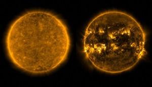Algo ocurre con el Sol un extraño fenómeno podría causar erupciones volcánicas, temblores y clima helado