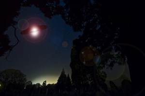 Extrañas luces aparecen en el cielo en Perú