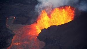 Encuentran en el Pacífico Sur la zona de mayor actividad volcánica conocida en la Tierra