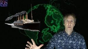 Recibimos la señal de socorro del Titanic, ¿Cómo es esto posible?