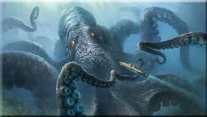 ¿Existe el Kraken en la vida real?