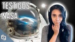 Astronautas de la NASA que se encontraron con lo imposible