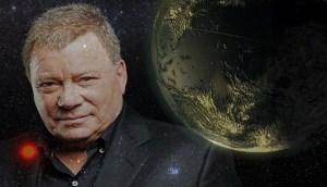 """William Shatner: """"Hay algo más ahí afuera observándonos desde otro reino"""""""