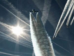 Chemtrails – La Guerra Secreta