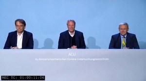 Expertos alemanes denuncian todo lo que está pasando