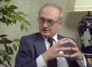 Yuri Bezmenov: Cómo Subvertir a una Nación
