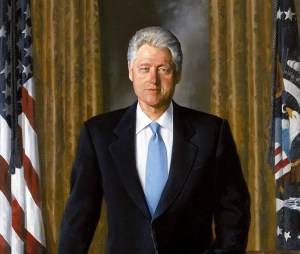 El siniestro secreto del ex presidente Clinton