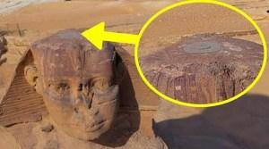 Los secretos de la Esfinge revelados ¿Qué misterios esconde?