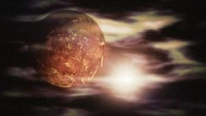 Una onda misteriosa recorre todo el Planeta Venus