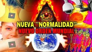 2021 La nueva normalidad, El mundo distopico que nos depara
