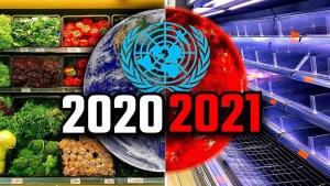 La Hambruna aumenta en todo el Mundo, escasez por 1000 %