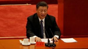 Xi Jinping propone crear un sistema internacional de códigos sanitarios basado en resultados de pruebas de coronavirus