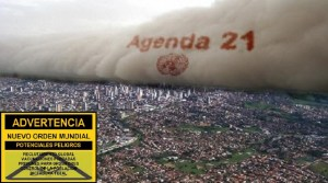"""""""Agenda 2021"""" , Plan de Control de la población"""
