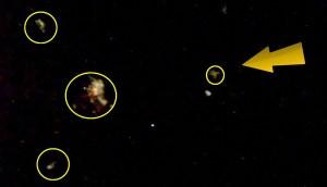 La NASA corta la transmisión en vivo de la ISS justo cuando aparecen objetos misteriosos en la cámara