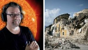 ¿Producen terremotos las manchas solares?
