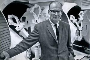 Arthur C. Clarke describe internet en 1974