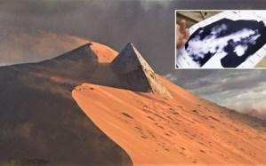 Arqueólogo afirma haber hallado una pirámide oculta bajo las arenas de Saqqara