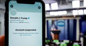 """Ministro de Economía francés critica a """"oligarquía digital"""" por suspender a Trump en Twitter"""