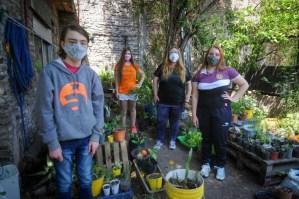 Huertas urbanas: Alimento y salud contra la crisis