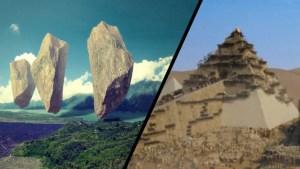 Levitación Acústica: El Secreto de Las Pirámides y Los Megalitos Antiguos