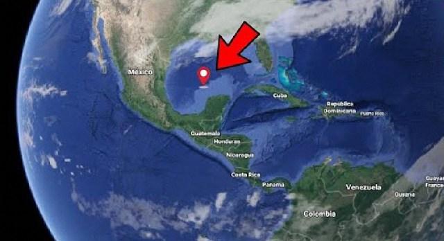 La isla fantasma que desapareció de México