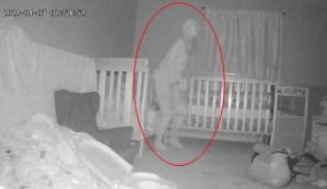 Abuela aterrorizada después de ver un 'demonio con cuernos' parado sobre la cama de su nieta