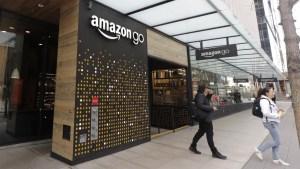 Amazon lanza una tecnología que permite hacer pagos con la palma de la mano
