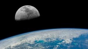 """Una """"escalera al cielo"""" y un róver tripulado: científicos chinos revelan sus ideas sobre el futuro viaje a la Luna"""