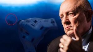 """Ex director de la CIA: """"un ovni paralizó a un avión militar en pleno vuelo"""""""