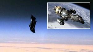 BKS: Un satélite extraterrestre espía a la Tierra