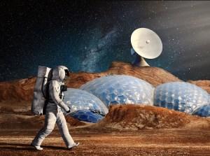 """""""Probablemente morirá un montón de gente"""", dice Musk sobre el futuro turismo a Marte, pero insiste en que """"es una aventura gloriosa"""""""