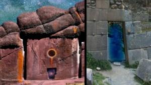 Antiguos Portales Estelares Que Usan Tecnología de Agujero de Gusano Alrededor del Planeta