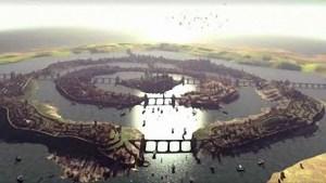 El telépata que explicó como era la Atlántida