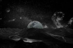La Ecuación de Drake buscará artefactos extraterrestres en la Luna