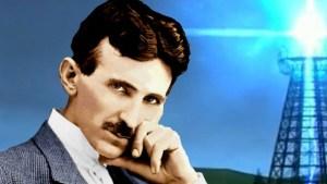 El invento de Nikola Tesla capaz de proyectar los pensamientos