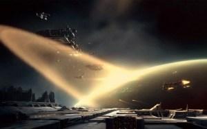 """Proyecto Camelot: """"Una supuesta nave por los anillos de Saturno"""""""