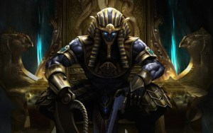 "Sa-Nakht: el misterioso ""faraón gigante"" del Antiguo Egipto"