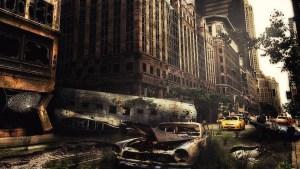 ¿Qué Hacer en una Ciudad Si Todo se Viene Abajo?