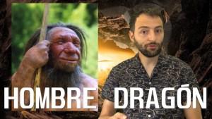 El hombre dragón, la nueva especie humana que cambia la historia