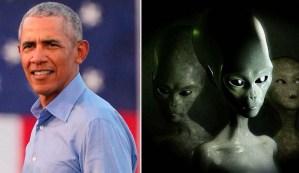 Obama confirma la inminente revelación extraterrestre y asegura que surgirán nuevas religiones