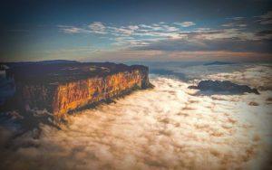 El Monte Roraima: ¿Una pista de aterrizaje extraterrestre?