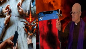 Sacerdote de EE. UU .: Los demonios ahora persiguen a sus víctimas por mensajes de texto de teléfonos móviles