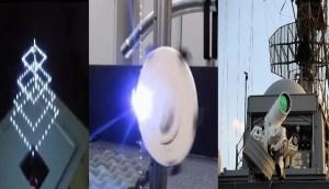 """La misteriosa arma láser de alta potencia llamada """"Voz de Dios"""" podría estar detrás de los extraños fenómenos en el cielo reportados en EE.UU"""