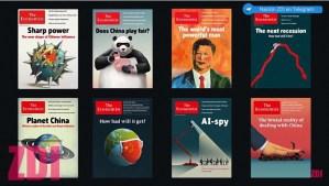The Economist predijo todo en 2017 y nadie lo vio