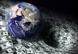 Inevitable descarrilamiento financiero