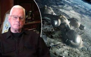 Ex funcionario de la CIA asegura que los aliens habitan bajo la superficie de la luna