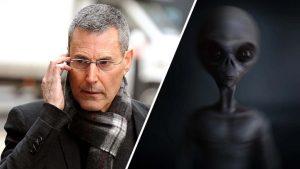 Uri Geller dice que vio extraterrestres en instalaciones de la NASA