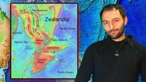 El secreto de Zelandia, el nuevo continente oculto bajo el mar